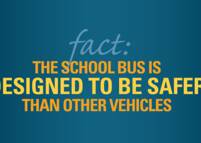 NHTSA/American School Bus Council