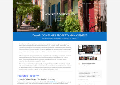 Davari Property Management