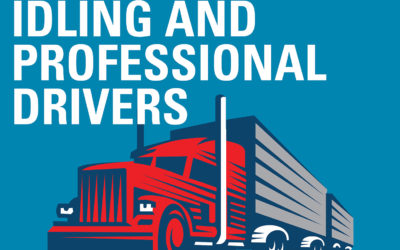 Truckers and Idling